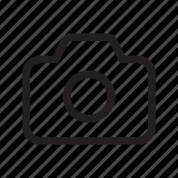 camera, capture, media, photo, photograph, picture icon