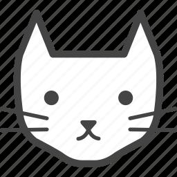 cat, farm, feline, kitty, nature, puss, pussy icon