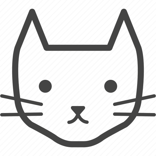 cat, farm, feline, kitty, nature, puss, pussy icon