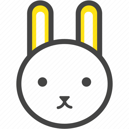 angora, cute, farm, hare, nature, rabbit, zoo icon