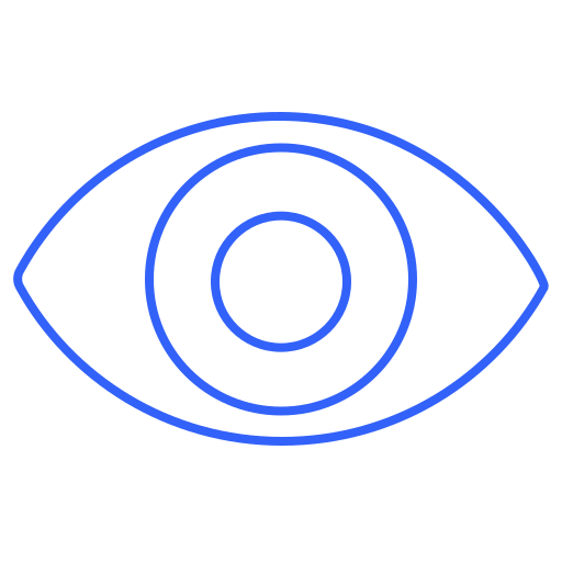 eye, find, look, private, video, view, zoom icon