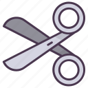 craft, cut, cutter, scissor, scissors, shears, trim icon