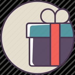 gift, gift box, giftbox, present, shop, shopping, surprise icon