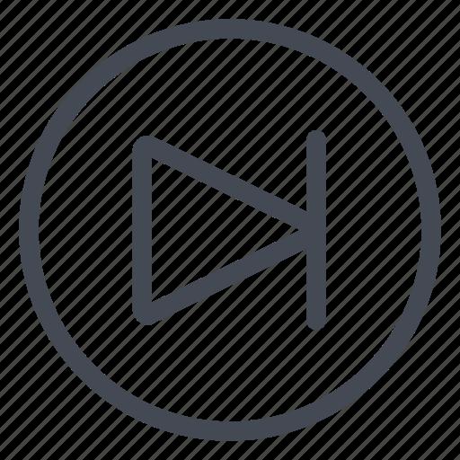 bluray, dvd, go, media, multimedia, next, tape icon