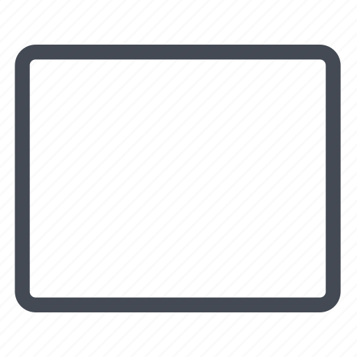 blank, document, landscape, new, page, sheet, start icon