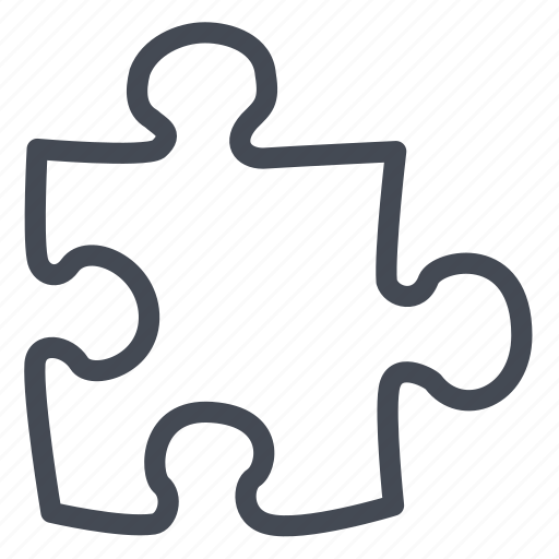 complex, game, part, piece, play, puzzle, strategy icon