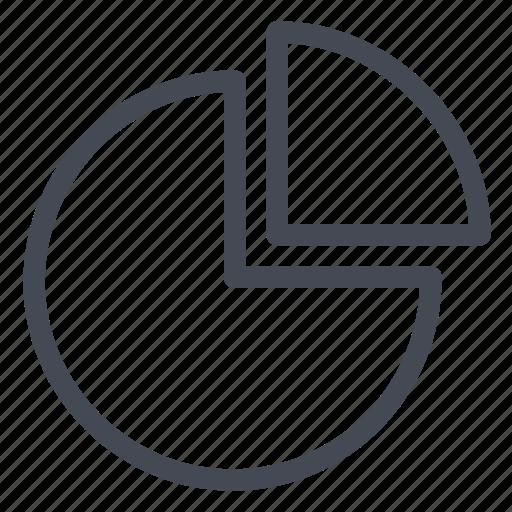 chart, circular, graph, graphics, pie, statistics, stats icon