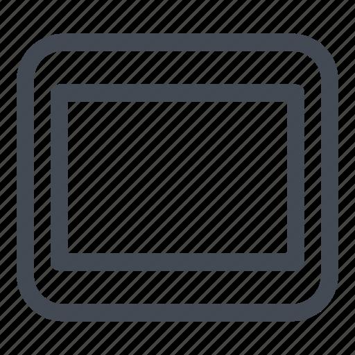 create, new, slide icon