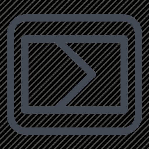 Slide, transition icon - Download on Iconfinder