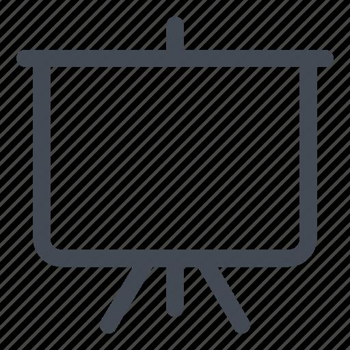 blank, create, new, slideshow icon