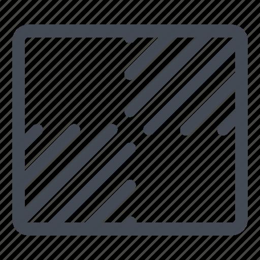 checkerboard, transition icon