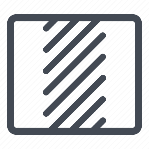 split, transition icon