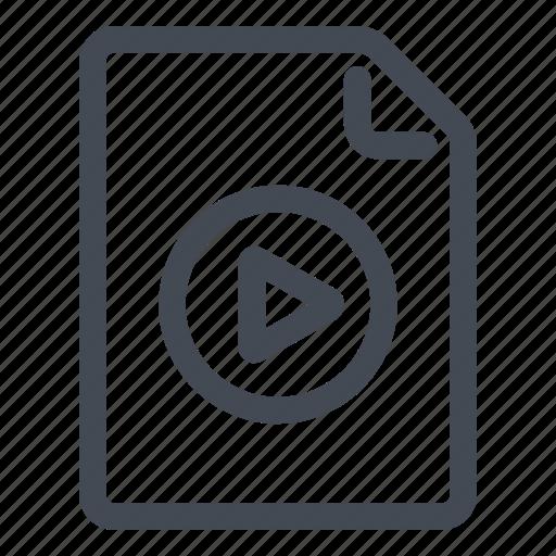 create, file, media, new icon