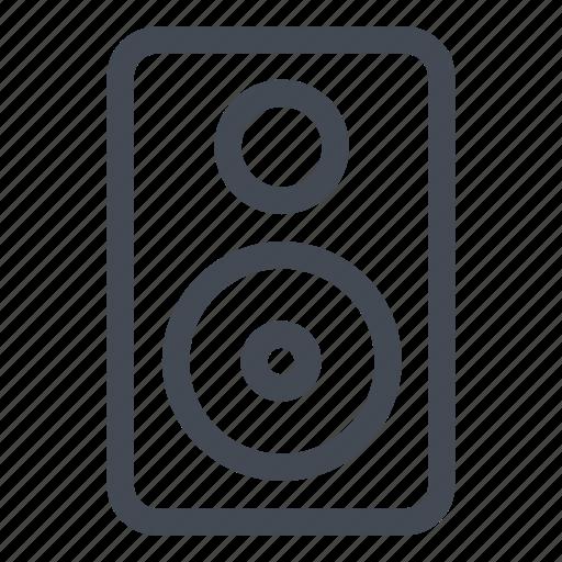 audio, dolby, hifi, sound, speaker icon