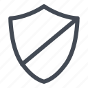 antivirus, secure, security, shield icon