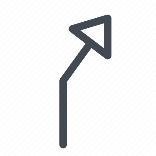 arrow, arrows, directions, logistic, right icon