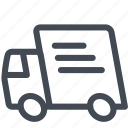 delivery, fast, transportation, vehicle