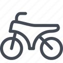 cycle, motorcycle, transportation, vehicle icon