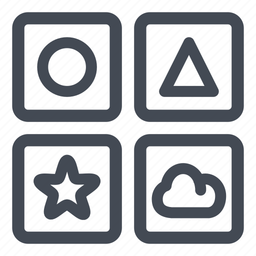 clipart, document, insert, new icon