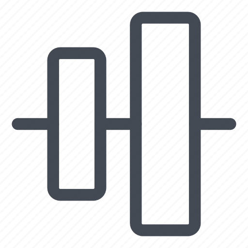 align, center, figures, shapes icon