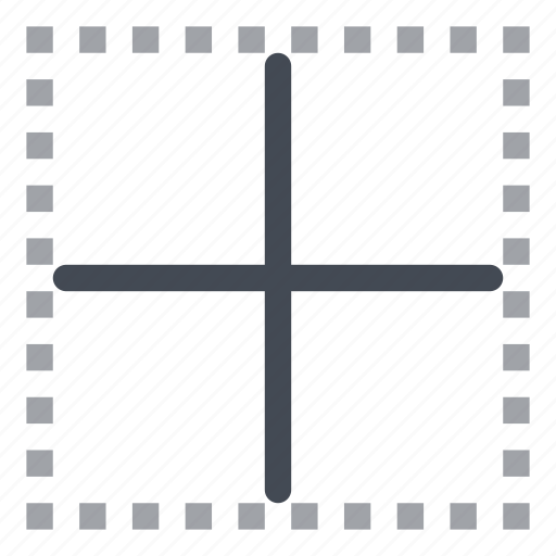 all, border, borders, cell, inside icon