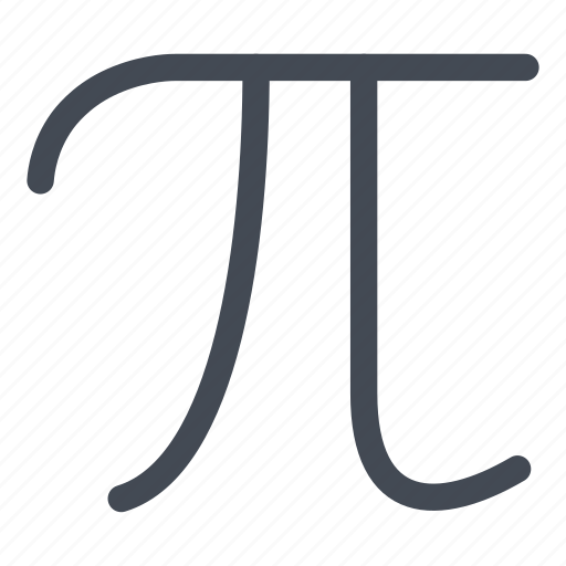 calculation, equations, math, mathematical, mathematics, maths, pi icon