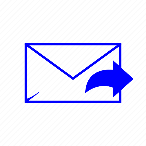 document, email, letter, mail, post, send, text icon