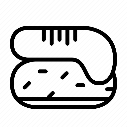 Food, healthy, meal, nigiri, sushi icon - Download on Iconfinder