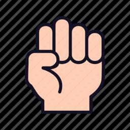 finger, fingers, gesture, gesture-show, gestures, show, swipe icon