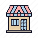 business, grocery, grocery-shopping-service, sale, service, shopping, store icon
