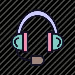 animal, avatar, head, head-phones, human, mind, phones icon