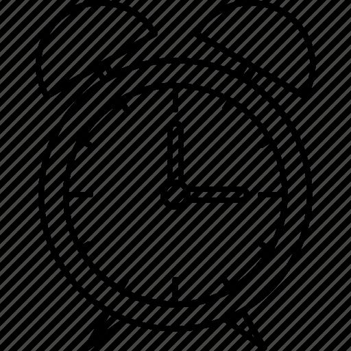 alarm, clock, interface, time icon