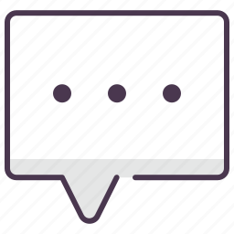 bubble, chat, chat bubble, chat window, communication, message, talk icon