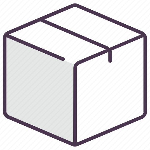 box, order, package, parcel, post, postage, shop icon