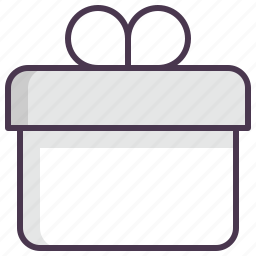 gift, gift box, giftbox, present, shop, shopping, surprise icon