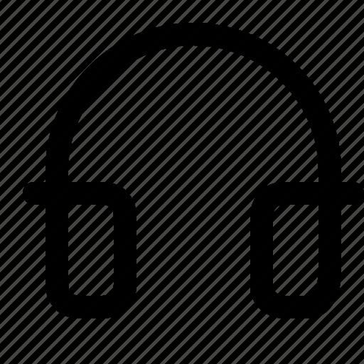 Audio, headphones, multimedia, musci, sound, volume icon - Download on Iconfinder