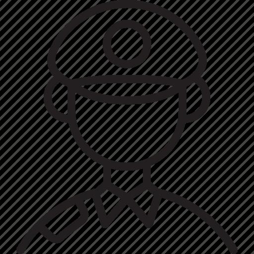 avatar, icon, line, person, policy, profile, user icon