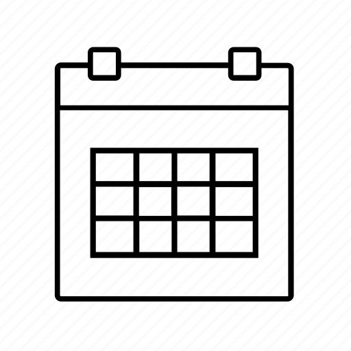 calendar, day, event, schedule, time, year icon