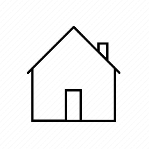 address, architecture, estate, home, house, household, property icon