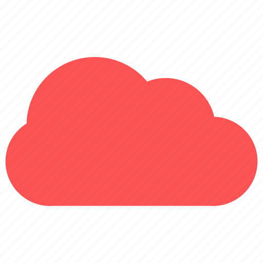 cloud, clouds, cloudy, rain icon