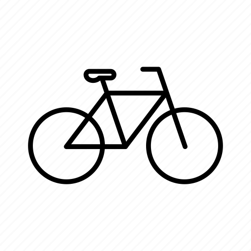 bicycle, bike, biking, cycle, ride, sport icon