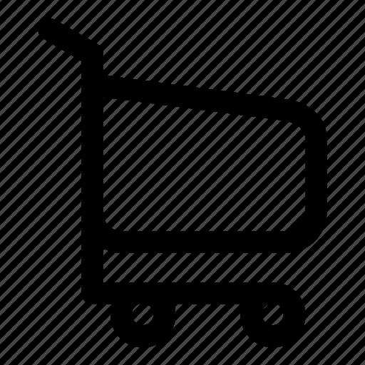 cart, commerce, shopping cart, shopping store, supermarket icon