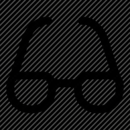 eyeglasses, glasses, optical, reading glasses, vision icon