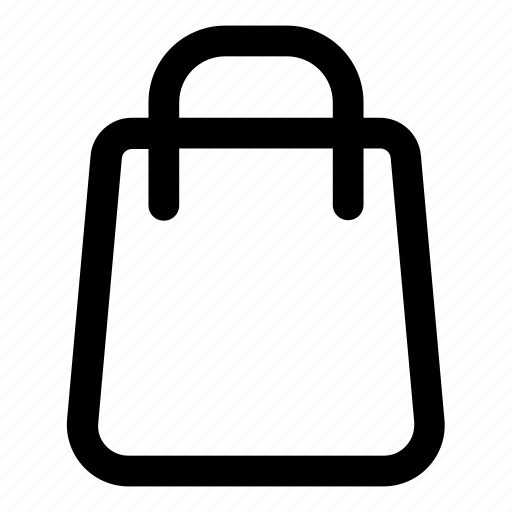 bag, business, commerce, shopper, shopping, shopping bag, supermarket icon