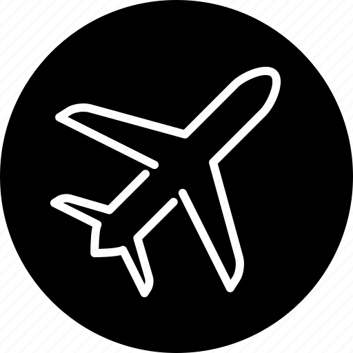 airplane, business, global, plane, transportation, travel icon