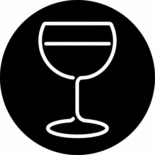 alcohol, beverage, drink, food, glass, wine, wine glass icon