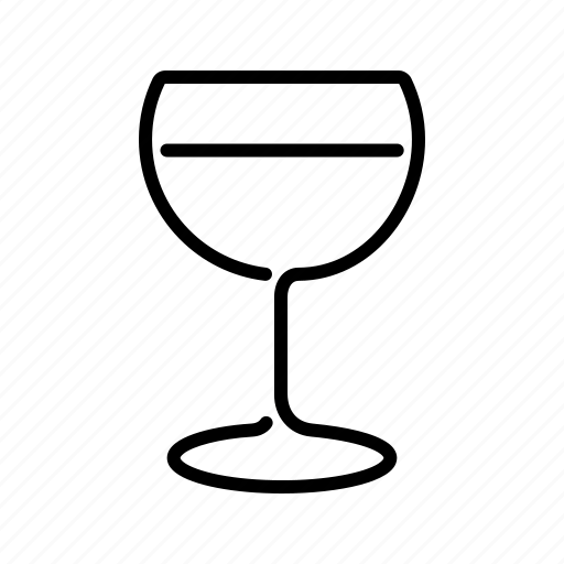 alcohol, beverage, drink, glass, wine, wine glass icon