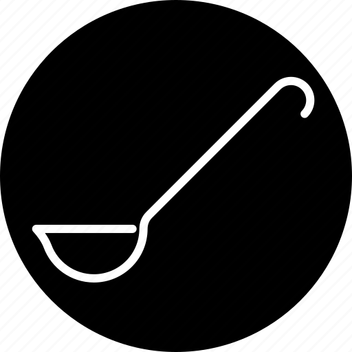 cooking, dipper, equipment, household, kitchen, ladle, utensil icon