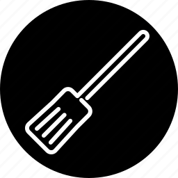 cooking, equipment, household, kitchen, spatula, utensil icon