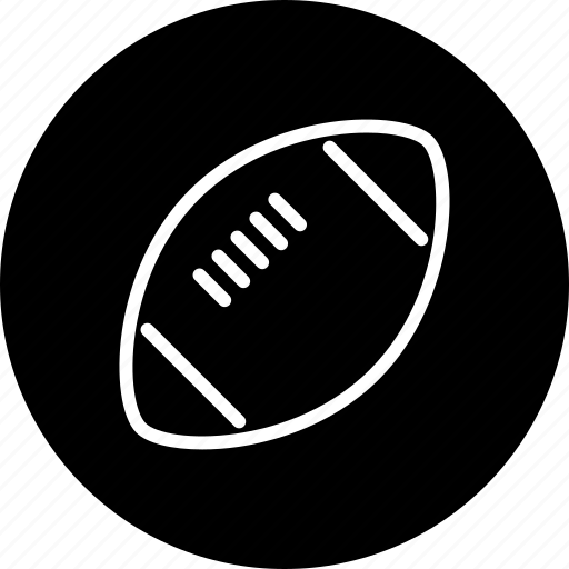american, ball, egg, equipment, football, sports icon